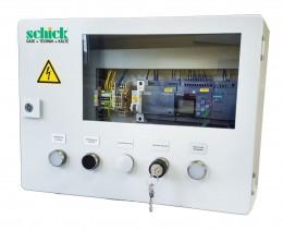 Schick Push Version A: Das smarte Ammoniak-Bestellsystem